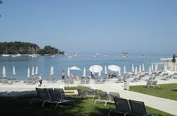 Lone hotel Istrië
